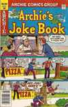 Archie's Joke Book Magazine #259 Comic Books - Covers, Scans, Photos  in Archie's Joke Book Magazine Comic Books - Covers, Scans, Gallery