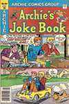 Archie's Joke Book Magazine #264 Comic Books - Covers, Scans, Photos  in Archie's Joke Book Magazine Comic Books - Covers, Scans, Gallery