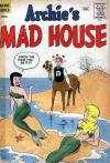 Archie's Madhouse #14 Comic Books - Covers, Scans, Photos  in Archie's Madhouse Comic Books - Covers, Scans, Gallery