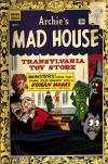 Archie's Madhouse #36 comic books - cover scans photos Archie's Madhouse #36 comic books - covers, picture gallery