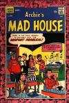 Archie's Madhouse #56 comic books - cover scans photos Archie's Madhouse #56 comic books - covers, picture gallery