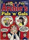 Archie's Pals 'N' Gals #1 Comic Books - Covers, Scans, Photos  in Archie's Pals 'N' Gals Comic Books - Covers, Scans, Gallery