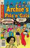 Archie's Pals 'N' Gals #115 comic books for sale
