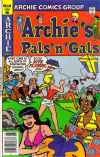 Archie's Pals 'N' Gals #134 comic books for sale