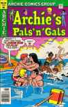 Archie's Pals 'N' Gals #135 comic books for sale