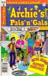 Archie's Pals 'N' Gals #136 comic books for sale