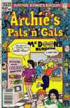Archie's Pals 'N' Gals #164 comic books - cover scans photos Archie's Pals 'N' Gals #164 comic books - covers, picture gallery