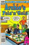 Archie's Pals 'N' Gals #174 comic books for sale