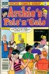 Archie's Pals 'N' Gals #182 comic books for sale
