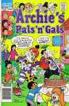 Archie's Pals 'N' Gals #197 comic books for sale