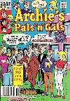Archie's Pals 'N' Gals #198 comic books for sale