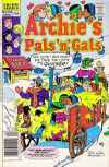Archie's Pals 'N' Gals #205 comic books for sale