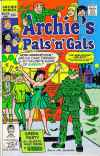 Archie's Pals 'N' Gals #206 comic books for sale
