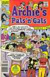 Archie's Pals 'N' Gals #210 comic books for sale