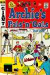 Archie's Pals 'N' Gals #56 comic books - cover scans photos Archie's Pals 'N' Gals #56 comic books - covers, picture gallery