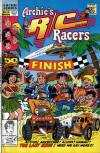 Archie's R/C Racers #10 comic books - cover scans photos Archie's R/C Racers #10 comic books - covers, picture gallery