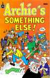 Archie's Something Else #1 comic books - cover scans photos Archie's Something Else #1 comic books - covers, picture gallery