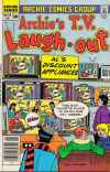 Archie's TV Laugh-Out #99 Comic Books - Covers, Scans, Photos  in Archie's TV Laugh-Out Comic Books - Covers, Scans, Gallery