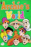 Archie's World #1 comic books - cover scans photos Archie's World #1 comic books - covers, picture gallery