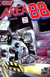 Area 88 #27 comic books - cover scans photos Area 88 #27 comic books - covers, picture gallery