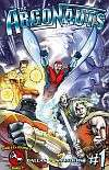 Argonauts #1 Comic Books - Covers, Scans, Photos  in Argonauts Comic Books - Covers, Scans, Gallery