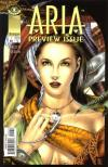 Aria Preview Comic Books. Aria Preview Comics.