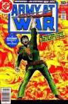Army At War comic books