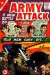 Army Attack #39 Comic Books - Covers, Scans, Photos  in Army Attack Comic Books - Covers, Scans, Gallery