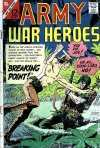 Army War Heroes #16 comic books for sale