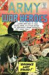 Army War Heroes #17 comic books for sale