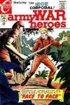 Army War Heroes #29 comic books for sale