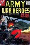 Army War Heroes #3 comic books for sale