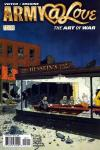 Army at Love: The Art of War #2 comic books for sale