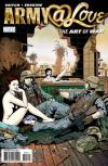 Army at Love: The Art of War #3 comic books for sale