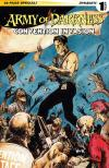 Army of Darkness: Convention Invasion comic books