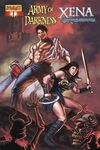 Army of Darkness / Xena #1 Comic Books - Covers, Scans, Photos  in Army of Darkness / Xena Comic Books - Covers, Scans, Gallery