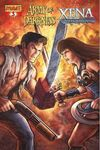 Army of Darkness / Xena #3 Comic Books - Covers, Scans, Photos  in Army of Darkness / Xena Comic Books - Covers, Scans, Gallery