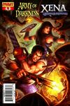 Army of Darkness / Xena #4 Comic Books - Covers, Scans, Photos  in Army of Darkness / Xena Comic Books - Covers, Scans, Gallery