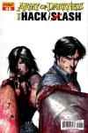 Army of Darkness vs. Hack/Slash Comic Books. Army of Darkness vs. Hack/Slash Comics.