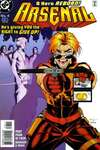 Arsenal #4 comic books - cover scans photos Arsenal #4 comic books - covers, picture gallery