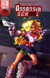 Assassin School #3 comic books - cover scans photos Assassin School #3 comic books - covers, picture gallery