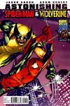 Astonishing Spider-Man & Wolverine #1 comic books for sale