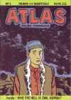 Atlas #1 Comic Books - Covers, Scans, Photos  in Atlas Comic Books - Covers, Scans, Gallery