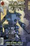 Atomic Robo: Dogs of War #2 comic books - cover scans photos Atomic Robo: Dogs of War #2 comic books - covers, picture gallery