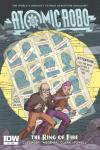 Atomic Robo and the Ring of Fire Comic Books. Atomic Robo and the Ring of Fire Comics.