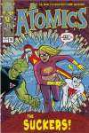 Atomics #14 comic books - cover scans photos Atomics #14 comic books - covers, picture gallery