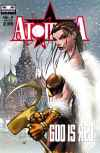 Atomika: God is Red #4 Comic Books - Covers, Scans, Photos  in Atomika: God is Red Comic Books - Covers, Scans, Gallery