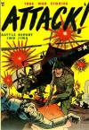 Attack comic books