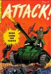 Attack #2 comic books for sale