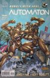 Automaton #2 Comic Books - Covers, Scans, Photos  in Automaton Comic Books - Covers, Scans, Gallery